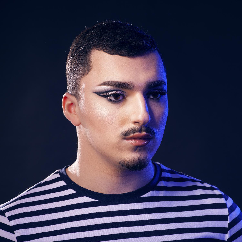 kevin makeup